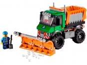 ЛЕГО 60083 Снегоуборочный грузовик City