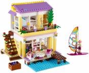 Лего 41037 Пляжный домик Стефани