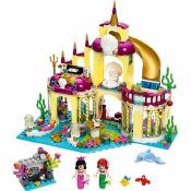 ЛЕГО 41063 подводный дворец Ариэль