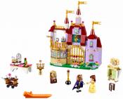 ЛЕГО 41067 заколдованный замок Белль