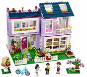 Купить конструктор LEGO Friends: 41095 Emma's House в Москве. Доставка по России.
