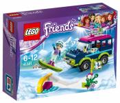 Лего 41321 Горнолыжный курорт: Внедорожник