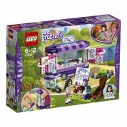 LEGO Friends Передвижная творческая мастерская Эммы