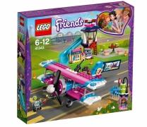 LEGO Friends Экскурсия по Хартлейк-Сити на самолёте