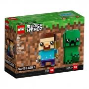 LEGO BrickHeadz Стив и Крипер