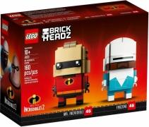 LEGO  BrickHeadz Мистер Исключительный и Фреон