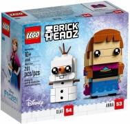 LEGO BrickHeadz Анна и Олаф