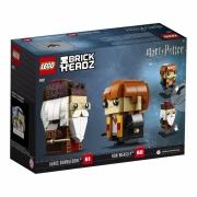 LEGO BrickHeadz Рон Уизли и Альбус Дамблдор