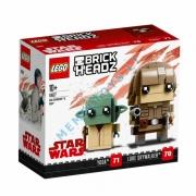LEGO BrickHeadz Люк Скайуокер и Йода