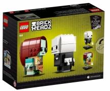 LEGO BrickHeadz Джек Скеллингтон и Салли