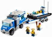 Лего 4205 Внедорожный Командный Центр
