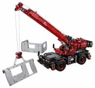 Лего 42082: Rough Terrain Crane