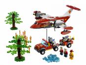 Лего 4209 Пожарный самолет