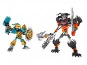 ЛЕГО 70795 - Создатель Масок против Стального Черепа Bionicle
