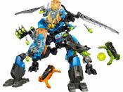 Лего 44028 Боевая машина Суржа и Роки