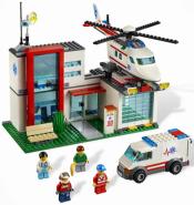 Лего 4429 Спасательный вертолёт