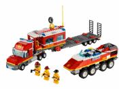 Лего 4430 Пожарный транспортировщик