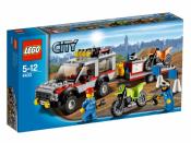Лего 4433 Транспортёр мотоциклов