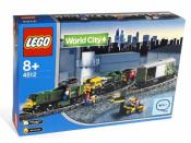 Лего 4512 Грузовой поезд