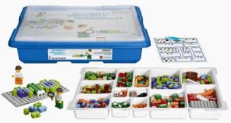 Лего 45210 Базовый набор Увлекательная математика, 1-2 класс
