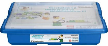 Конструктор лего 45210 MoreToMath Core Set 1-2 купить