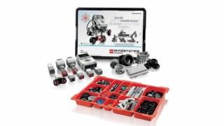 Лего Education Mindstorms EV3 45544 Базовый набор EV3