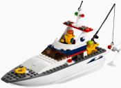 Лего 4642 Рыбацкая лодка