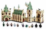 Лего 4842 Замок Хогвартс (4-е издание)