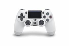 Sony DualShock 4  - White V2 (белый)