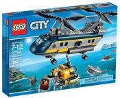 Купить конструктор LEGO Town: City: Deep Sea Explorers: 60093 Deep Sea Helicopter в Москве. Доставка лего по России.