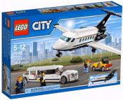 ЛЕГО 60102 Обслуживание особо важных персон в аэропорту CITY