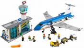 Пассажирский терминал аэропорта (Lego 60104)