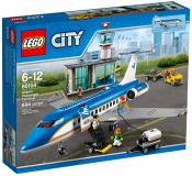Купить конструктор LEGO Town: City: Airport: 60104 Airport Passenger Terminal в Москве. Доставка лего по России.