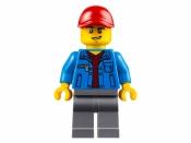 Минифигурка Грузовой терминал (Lego 60169)