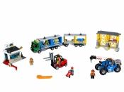 Грузовой терминал (Lego 60169)