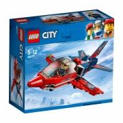 LEGO City Реактивный самолет