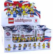 "Лего 6018126 Минифигурки ""Олимпийская сборная GB"""