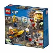 LEGO CITY Бригада шахтеров
