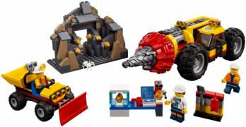 Лего 60186 Тяжелый бур для горных работ