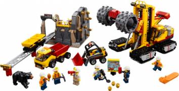 Лего 60188 Шахта
