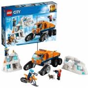 LEGO CITY Грузовик ледовой разведки