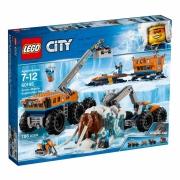 LEGO CITY Передвижная арктическая база