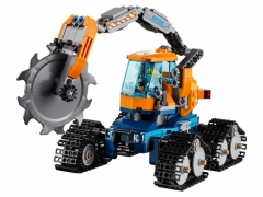 LEGO CITY Арктический грузовой самолёт