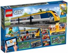Лего 60197 Пассажирский поезд 2018