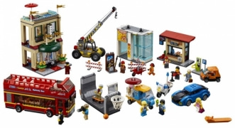 LEGO City Capital 60200