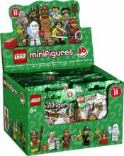 "Лего 6029273 Минифигурки ""Серия 11"" (коробка 30 штук)"