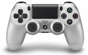DualShock 4 - Wireless Controller - Silver(Серебристый)