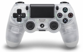Sony DualShock 4  Wireless Controller - Crystal V1 (Кристалл)