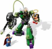 ЛЕГО 6862 Супермен против мощной брони Лекса
