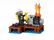 ЛЕГО 60106 Набор для начинающих: Пожарная охрана City